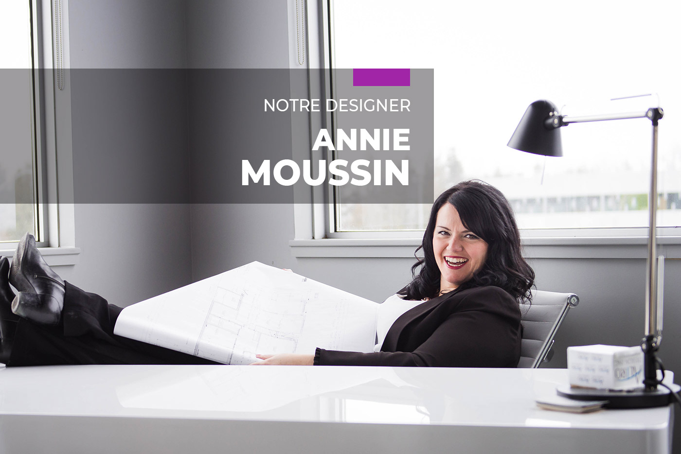 Annie Moussin Designer